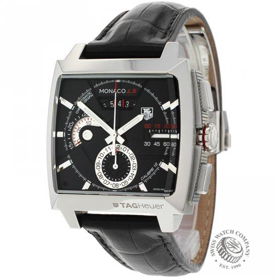 730fbf1571a Tag Heuer Monaco Calibre 12 LS Chronograph Watch - CAL2110.FC6257 ...