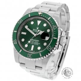 Rolex Submariner Date Ceramic 'Hulk' Unworn