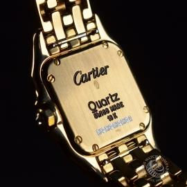 21357S Cartier Panthere 18ct Gold Close5 1