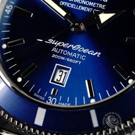 BR21831S Breitling SuperOcean Heritage 46 Close 4
