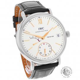 IW22079S IWC Portofino Hand-Wound Eight Days Dial