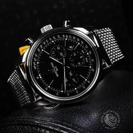 BR22078S Breitling Transocean Chronograph Close10