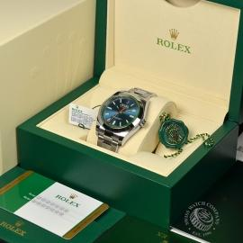 RO21189S Rolex Milgauss Anniversary - Green Glass Box