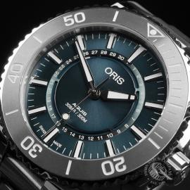 OR22678S Oris Aquis Source Of Life Limited Edition Close9 1