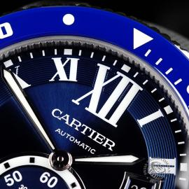21973S Cartier Calibre de Divers Close 3