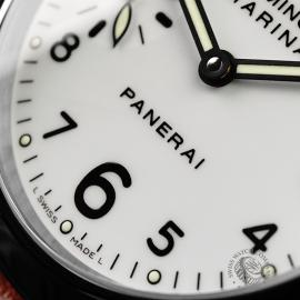 PA21872S Panerai Luminor Marina White Close4