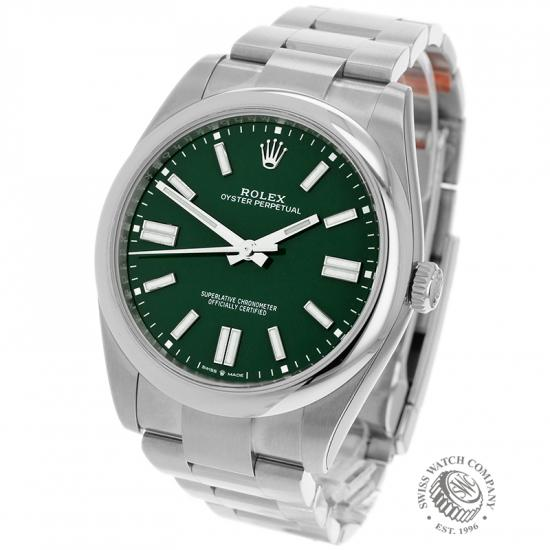 Rolex Oyster Perpetual 41 Unworn