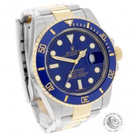 RO22037S Rolex Submariner Date Dial