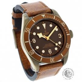 TU21155S Tudor Heritage Black Bay Bronze Dial