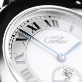 CA21224S Cartier Ladies Must de Vermeil Ronde Close7