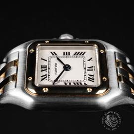 CA21923S Cartier Ladies Panthere 2-Row Close7
