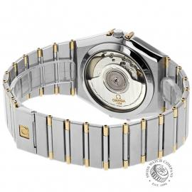 OM22293S Omega Constellation Automatic Back