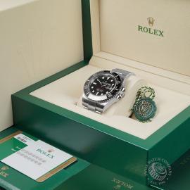 RO22325S Rolex Sea Dweller 50th Anniversary Unworn Box