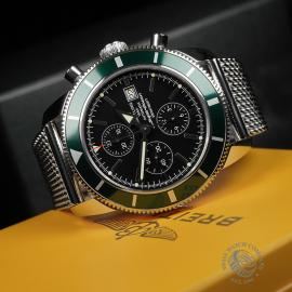 BR22461S Breitling Superocean Heritage 46 Chronograph Close10