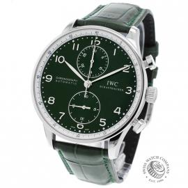 IWC Portuguese Chrono Boris Becker Limited Edition