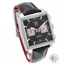 21489S Tag Heuer Monaco Calibre 12 Limited Edition Dial