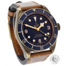 TU21992S Tudor Heritage Black Bay Bronze 'Bucherer Edition' Dial