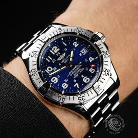 BR21926S Breitling Superocean Wrist