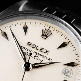 RO-838F Rolex Air King Close 3