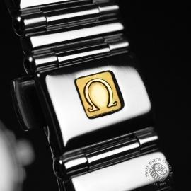 18013S Omega Ladies Constellation My Choice Mini Quartz Close4