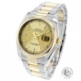 RO21290S Rolex Datejust Back