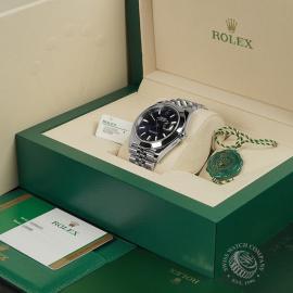 RO22342S Rolex Datejust 41 Unworn Box 2