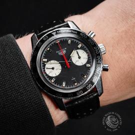 HU1895P Heuer Vintage Autavia Mark 2 Wrist