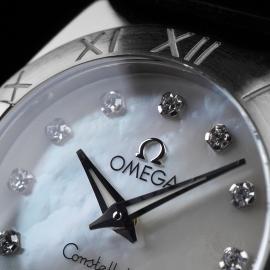 OM21579S Omega Ladies Constellation Close3