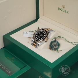 RO22597S Rolex Submariner Date Unworn Box