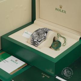 RO22357S Rolex Datejust 41 Unworn Box