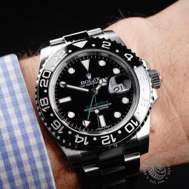 RO22179S Rolex GMT Master II Wrist