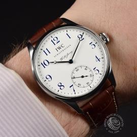 21250S IWC Portuguese F.A Jones Limited Edition Wrist