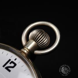 IW844F IWC Vintage 'Kriegsmarine' Pocketwatch Close9