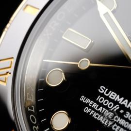 RO22266S Rolex Submariner Date Close 5