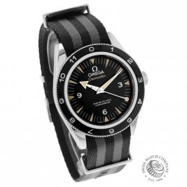 21329S Omega Seamaster 300 Master Co Axial SPECTRE Limited Edition Dial