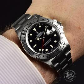 21351S Rolex Explorer II Wrist