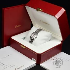 CA21054S Cartier Ladies Tank Francaise Small Model Box