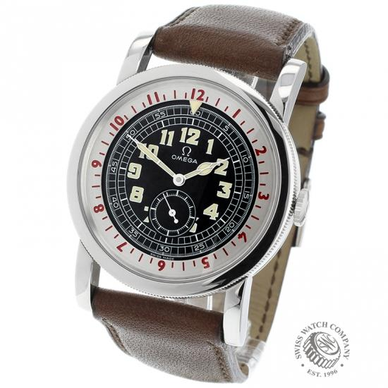 Omega Museum Collection 1938 Pilots Watch