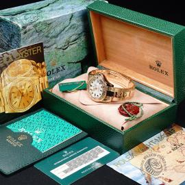 RO21757S Rolex Yacht-Master Mid size 18ct Box