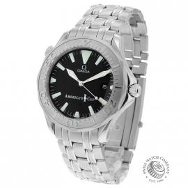 Omega Seamaster Americas Cup Limited Edition