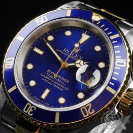 RO22727S Rolex Submariner Date Close4