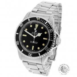 RO22567S Rolex Submariner Non-Date Back