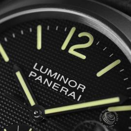 1340P Panerai Luminor Power Reserve Limited Edition PVD Close7 1