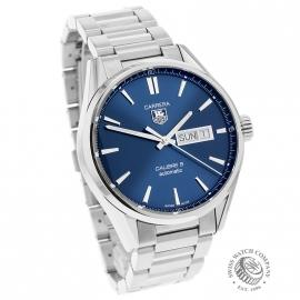 TA21587S Tag Heuer Carrera Calibre 5 Day Date Dial