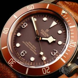 TU22225S Tudor Heritage Black Bay Bronze Close2
