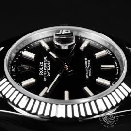 RO21961S Rolex Datejust 41 Unworn Close7