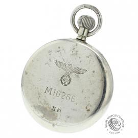 515F Vintage International Watch Company Pocket Watch Back 1