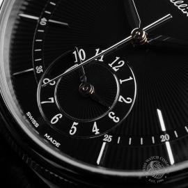 RO22753S Rolex Cellini Dual Time Close4