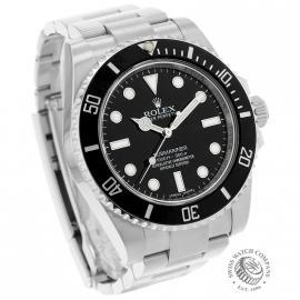 RO21285S Rolex Submariner Non Date Dial