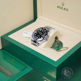 RO22681S Rolex GMT Master II 'Batman' Box 2